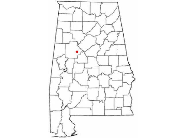 Brookwood locator map