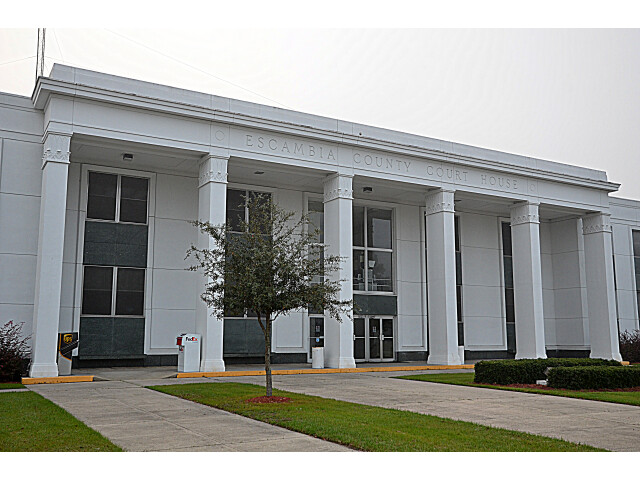 Escambia County Alabama Courthouse image