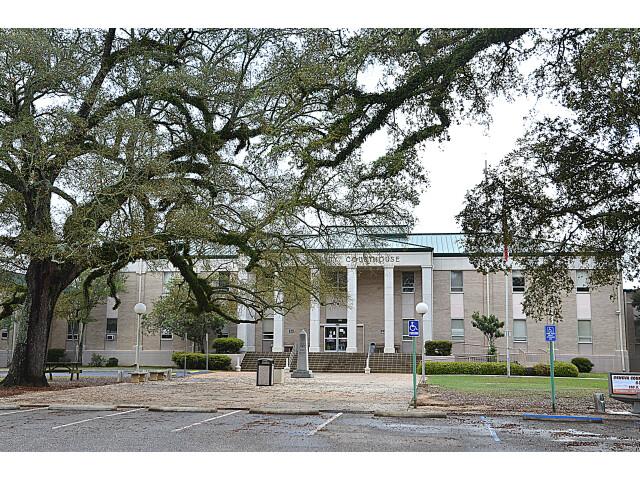 Alabama-Geneva County Courthouse image