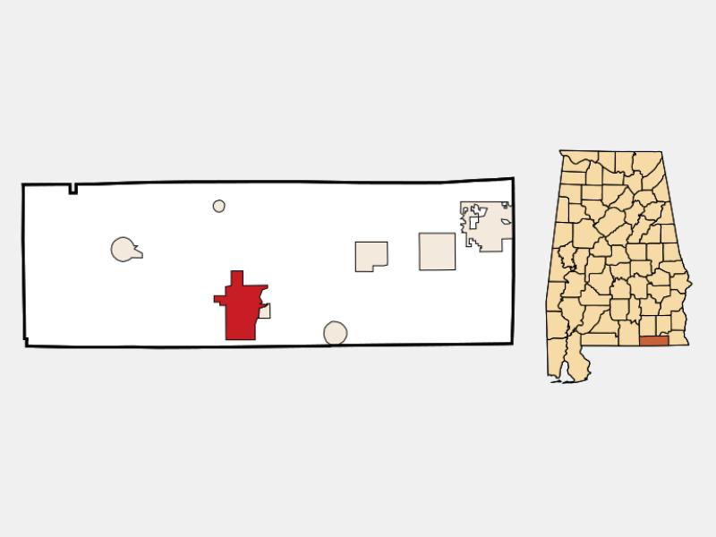 Geneva locator map