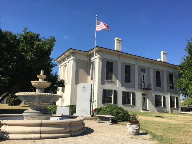 Greene County Courthouse in Eutaw  Ala image