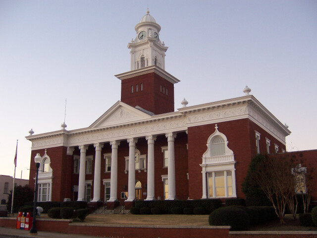 Lee County Courthouse Alabama '2' image