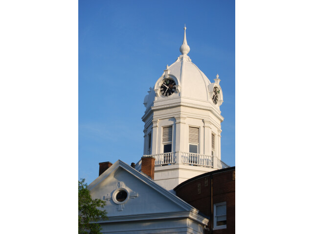 Monroe County Alabama Courthouse image