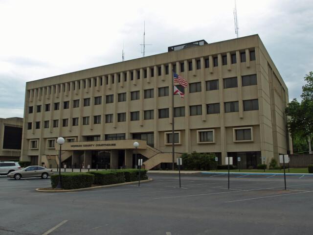 Morgan County Alabama Courthouse June 2013 1 image