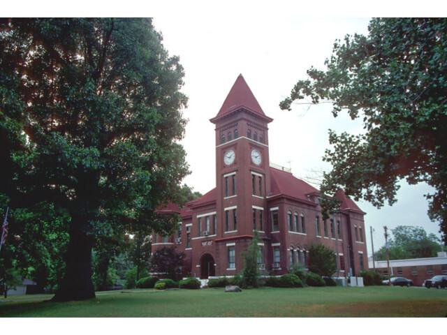 Woodruff County Arkansas Courthouse image