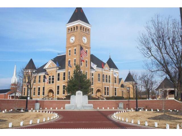 Saline County Courthouse 'Benton  Arkansas' image