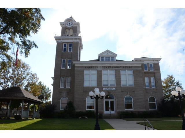 Calhoun County Courthouse  Hampton  AR image