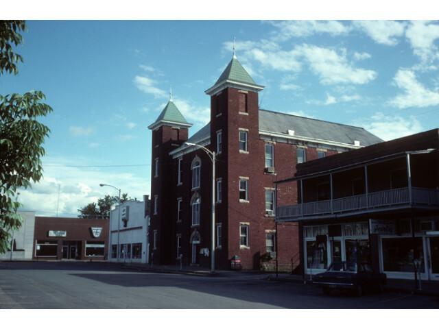 Carroll County Arkansas Courthouse image
