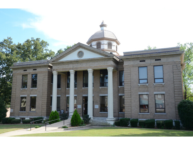 Cleburne County  AR  Courthouse image