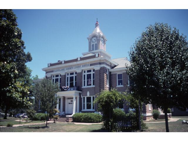 Cleveland County Arkansas Courthouse image