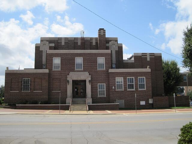 Court house Jonesboro AR 2012-08-26 001 image
