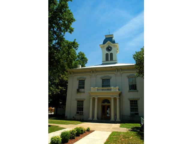 Crawford County Arkansas Courthouse image