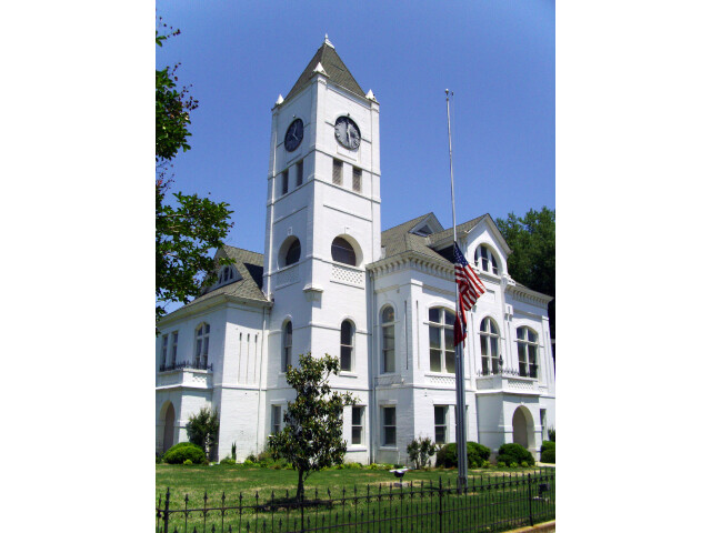 Desha County Courthouse 001 image