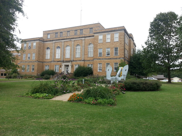 Faulkner County Courthouse 2012-09-30 12-25-25 image