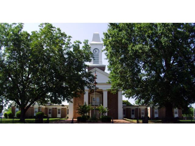 Grant County Courthouse  Sheridan  Arkansas image