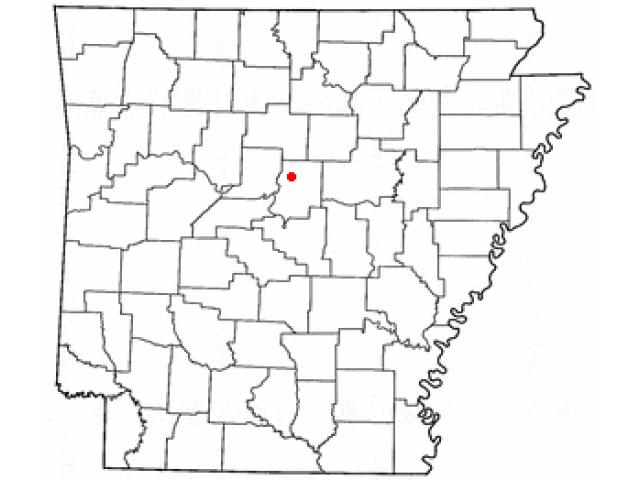 Greenbrier locator map