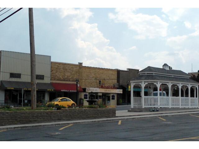Downtown Huntsville  AR image