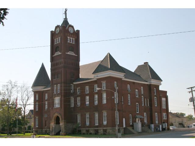Jackson County Courthouse Newport AR image
