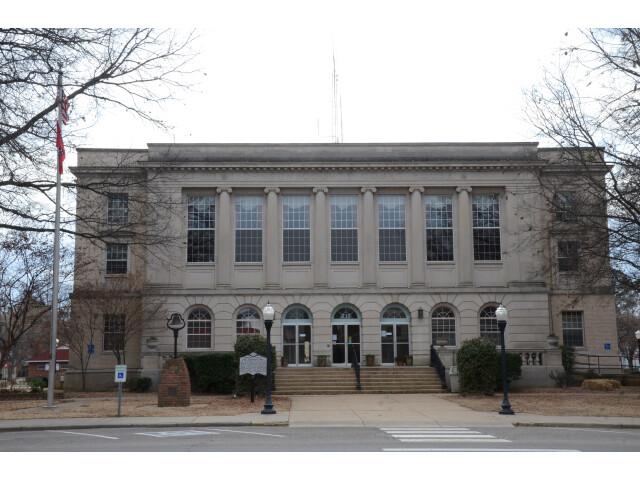 Johnson County Courthouse image