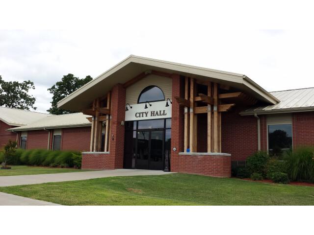 Lowell AR City Hall image