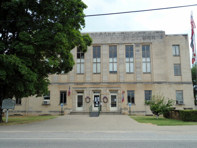 Madison County Courthouse in Huntsville  AR image