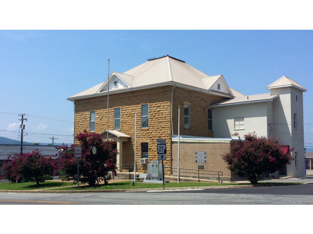 Searcy County Courthouse 001 image