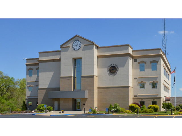 Miller County MO Courthouse-20160423 1905 image