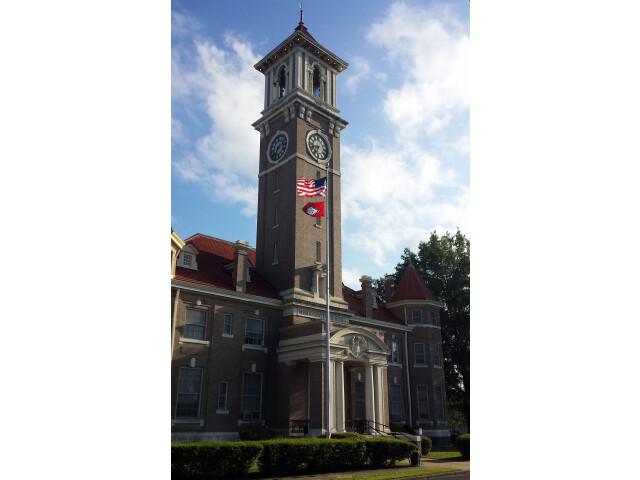 Monroe County Courthouse 003 image