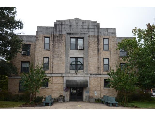 Pike County Courthouse  Arkansas image