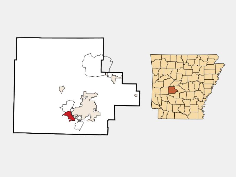 Rockwell locator map