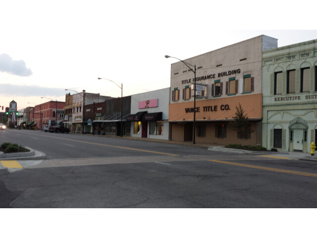 Downtown Russellville  AR image
