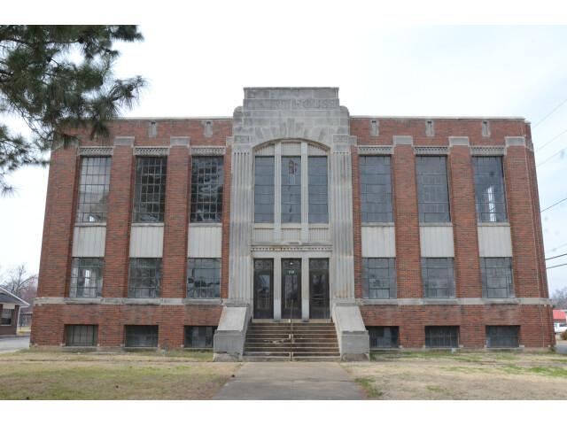 Scott County Courthouse  Waldron  AR image