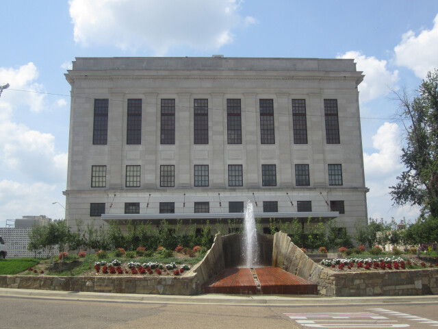 U.S. Courthouse in Texarkana IMG 6360 image