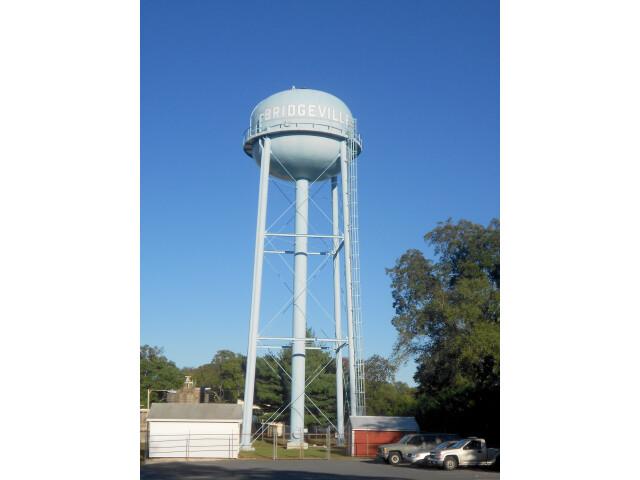 Bridgeville DE watertower image