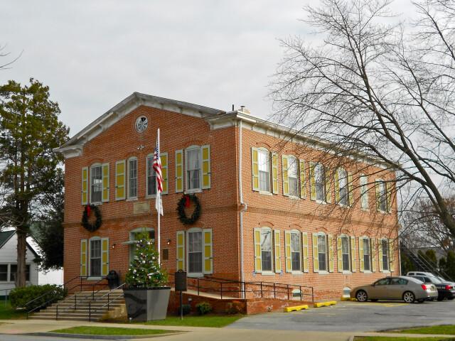Clinton School Del City DE image