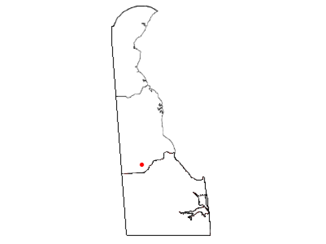 Farmington locator map
