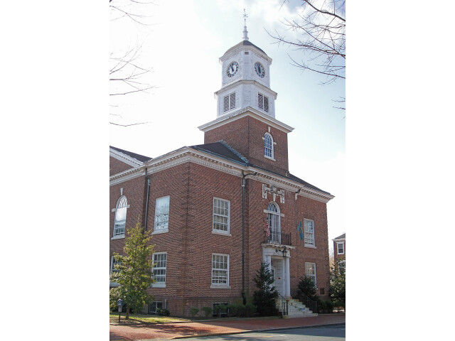 Kent County Courthouse Dover image