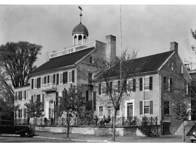 Habs new castle county court house image