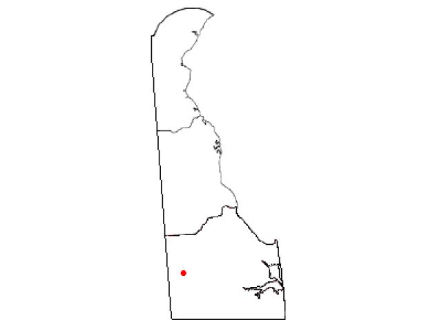 Seaford locator map
