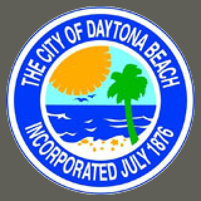 Seal of Daytona Beach  Florida seal image