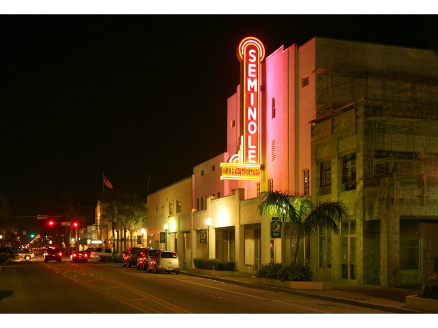 Seminole Theatre image
