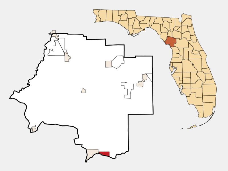 Inglis location map
