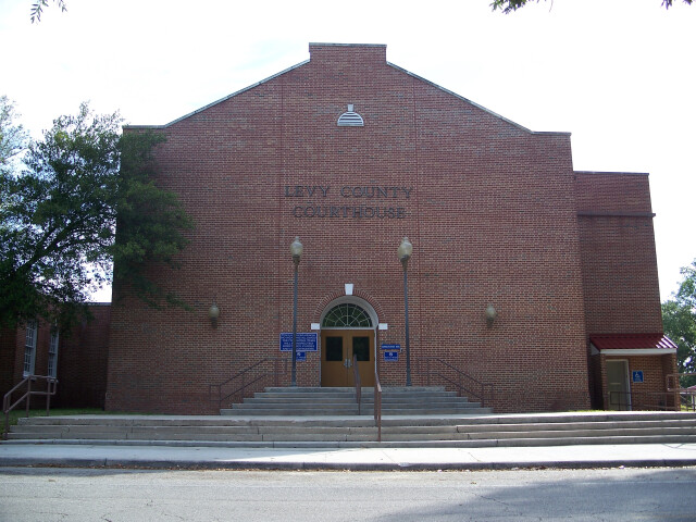 Bronson Levy County Courthouse02 image