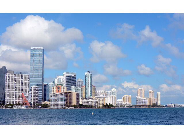 Downtown Miami alt photo D Ramey Logan image