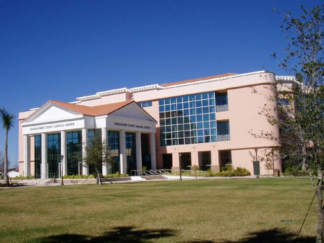 Okeechobee County Judicial Center image
