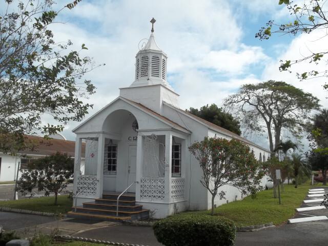 Pahokee FL old St Marys Catholic Church03 image