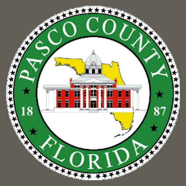 Seal of Pasco County  Florida seal image