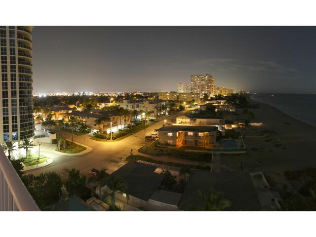 Briney Avenue  Pompano Beach - Panorama image