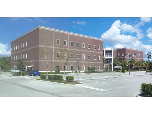 St Cloud FL City Hall pano02 image