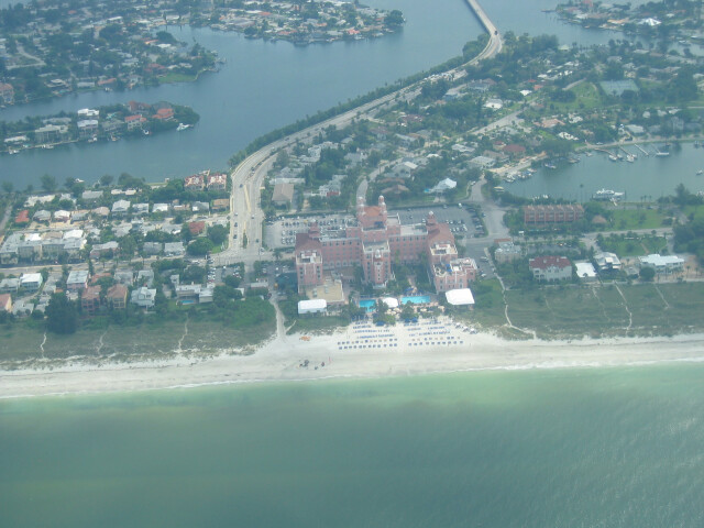 Don cesar from air image